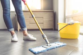 Marmor reinigen und pflegen